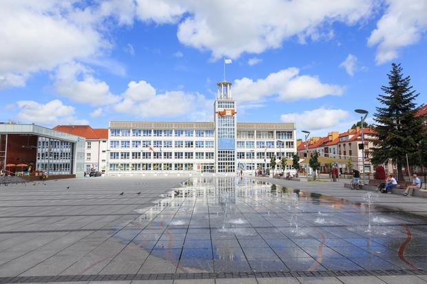 Ratusz, Koszalin