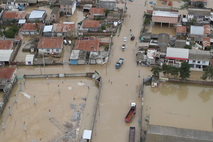 Iran poplave voda EPA PRESIDENTIAL OFFICE HANDOUT