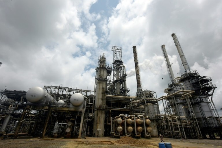 Nigeria's deal with P&ID meant converting flared gas in the delta into electricity (AFP)