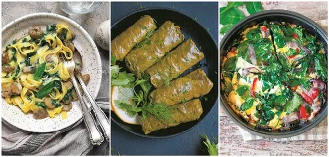 Ukusan i zdrav ručak od zeleniša