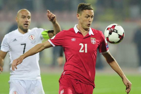 INTERVJU Nemanja Matić za Blicsport: Ostvario sam san da zaigram na Mundijalu, sada nema predaje