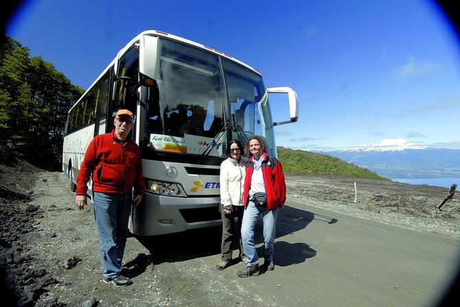 Učila je od najboljeg. U Patagoniji kod najjužnije naseljenog mesta na planeti sa legendama turističkih putovanja, Slobodanom i Marijom Mićić Škiljaica