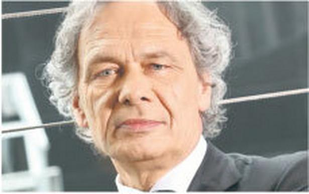 Jacka Daniewskiego, dyrektora ds. prawno-organizacyjnych w spółce Budimex Fot. Arch.