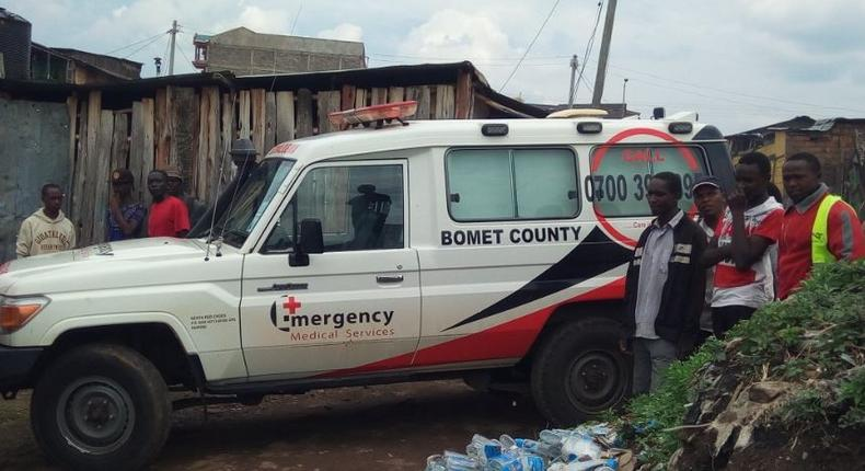 1 dead 5 hospitalized after consuming alcohol