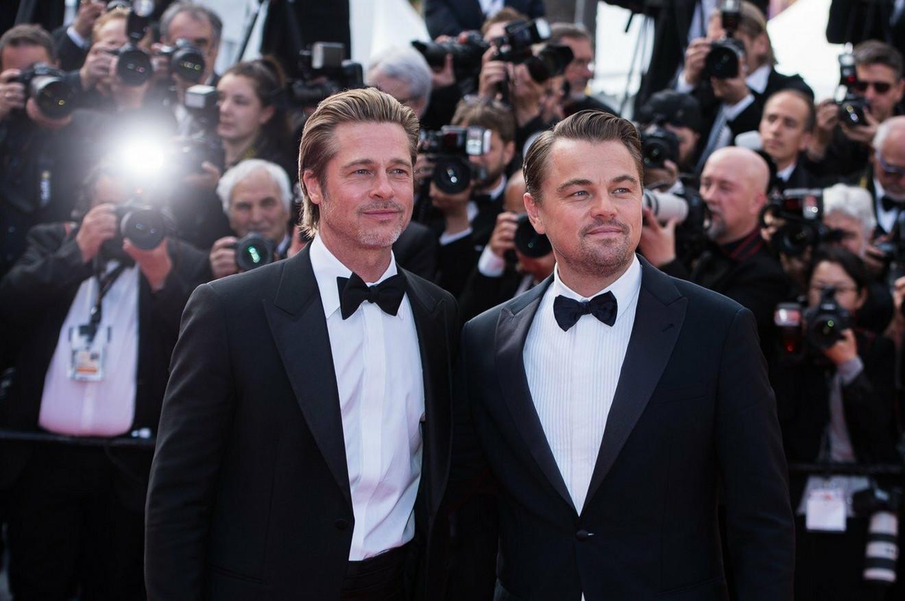 """Bred i Leo: """"Bilo jednom u Holivudu"""", a 2019. desilo se u Kanu"""