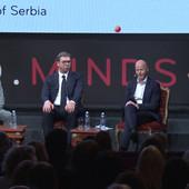 """MIKRO DRONOVI, LETEĆE ODELO Ovi momenti obeležili su konferenciju """"World Minds"""""""