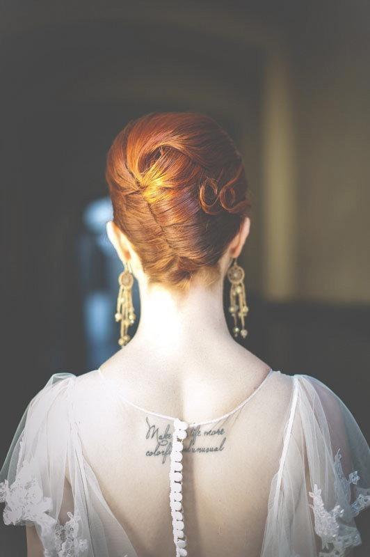 Makijaż Dla Panny Młodej I Fryzury ślubne Dla Krótkich I Półdługich