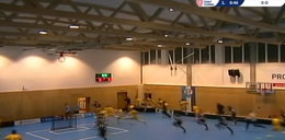 Dach hali sportowej zapadł się podczas meczu unihokeja w Czechach