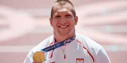 Złoty medalista z Tokio Łukasz Nowicki. Mógł być piłkarzem, a został mistrzem młota