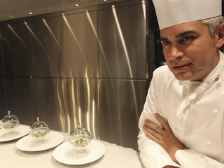 French-Swiss chef Benot Violier was found dead