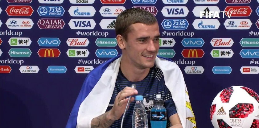Ostatni dzieńokna transferowego. Griezmann w Atletico, Mbappe zostaje w PSG