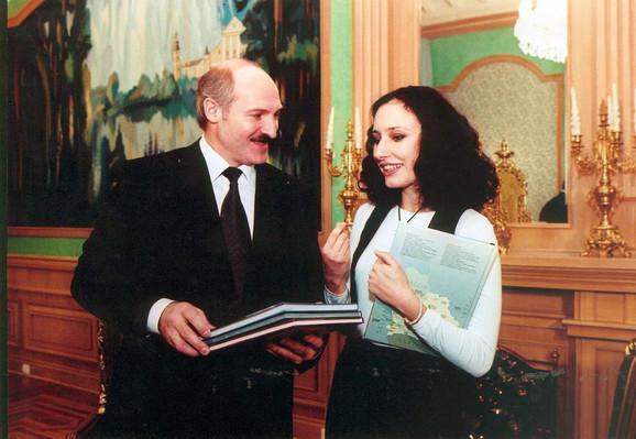 Intervju sa predsednikom Belorusije Aleksandrom Lukašenkom (klikni za uvećanje)
