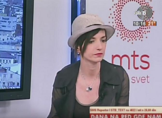 Supruga Ivana Miljkovića Željka Mićanović Miljković