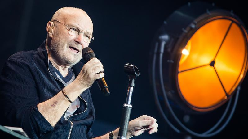 Phil Collins / Fotó:Northfoto