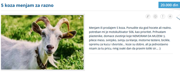 Koze za razno