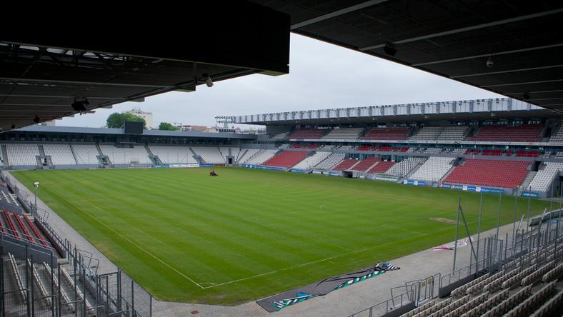 Stadion Cracovii Kraków