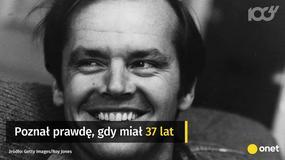 Jack Nicholson kończy 80 lat. Czy wiecie o nim wszystko?