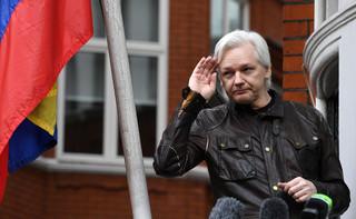 Wielka Brytania: Sąd odrzucił wniosek Assange'a o uchylenie nakazu aresztowania