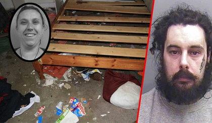 Z zębów zamordowanej 32-latki zrobił naszyjnik. Za nic ma męki jej bliskich