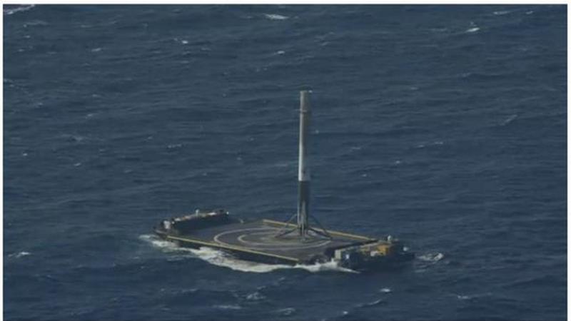 SpaceX szykuje kolejną misję swojej rakiety