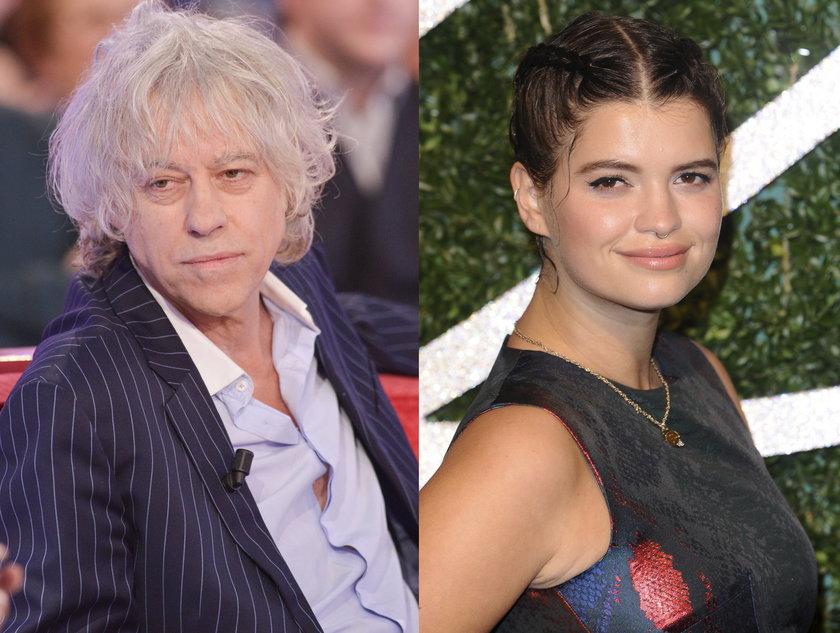 Bob Geldof, Pixie Geldof