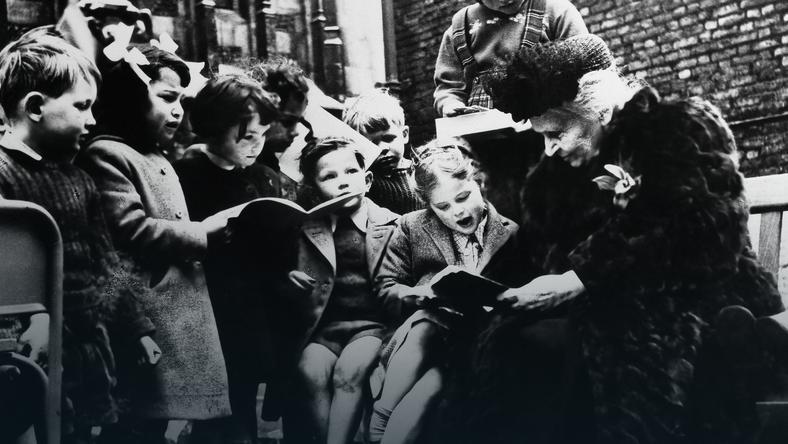 Maria Montessori - kobieta, która zrewolucjonizowała edukację dzieci