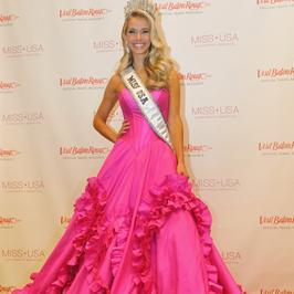 Olivia Jordan nową Miss USA