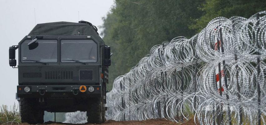Kolejny zgon na granicy z Białorusią. Zmarł 16-latek, który wcześniej wymiotował krwią