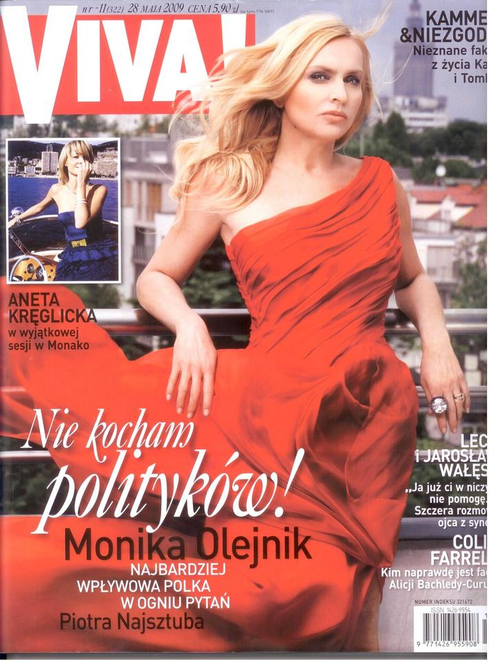 "Monika Olejnik w ""VIVIE!"""