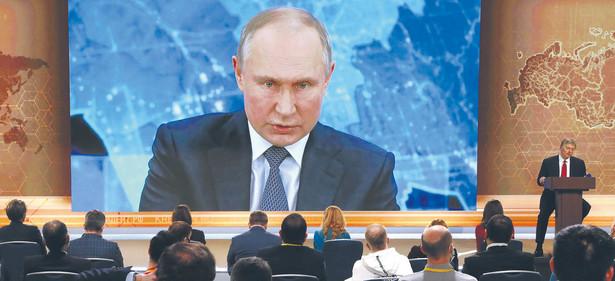 Dla Władimira Putina 2021 będzie rokiem wyborów do Dumy, w których – nawet za cenę manipulacji na niespotykaną do tej pory skalę – będzie musiał potwierdzić swoje przywództwo