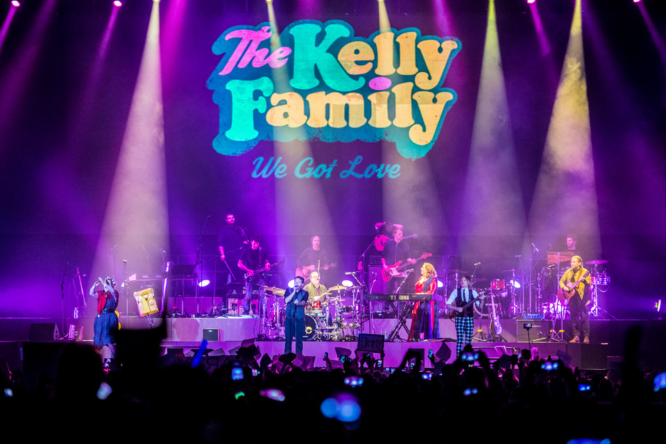 The Kelly Family w Tauron Arena Kraków