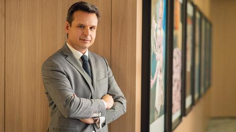 Dimitris Raptis, co-CEO i CIO Globalworth