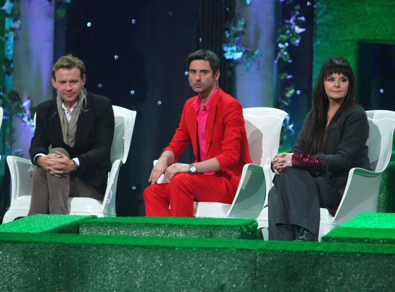 "Jury programu ""Top model"""