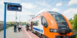 Pociągi na razie pojadą do Balic