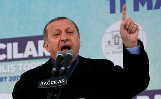 Erdogan: Premier Holandii utracił przyjaźń Ankary
