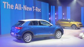 T-Roc - Volkswagen nadrabia crossoverowe zaległości