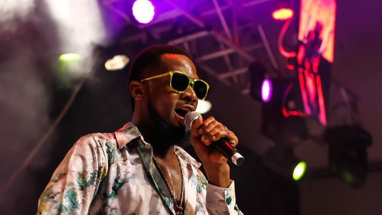 D'Banj is dealing with a rape scandal just a couple of weeks after his 40th birthday (Instagram/D'Banj)