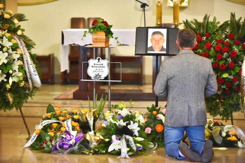 Małgorzata Kowalska z Piotrkowa Trybunalskiego nie wie czy w grobie pochowała swojego męża