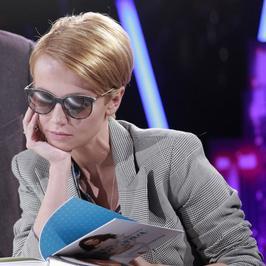 Katarzyna Zielińska z dużym brzuszkiem w programie. Poród tuż-tuż
