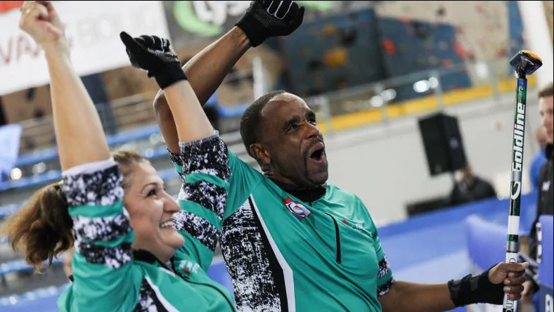 Tijani and Susana Cole are the first Africans to compete at a world curling championship after they represented Nigeria at the 2019 World Mixed Doubles Curling Championship (CBC)