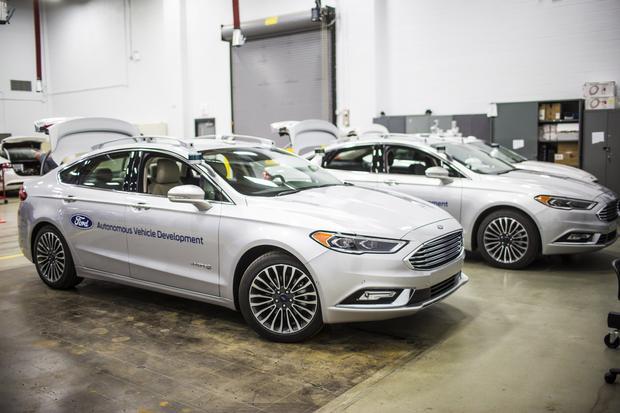 Do testów systemów jazdy autonomicznej wykorzystywane są modele Fusion