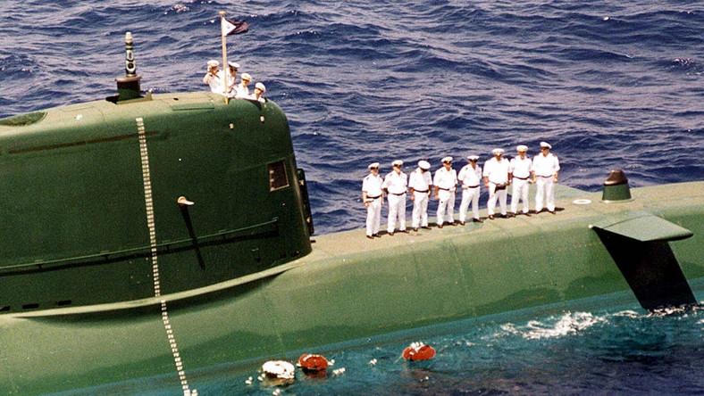 Okręt podwodny pierwszej generacji Delfinów