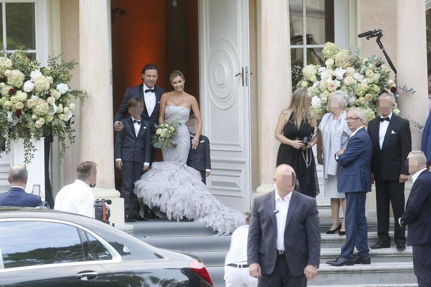 Ślub Rozenek i Majdana