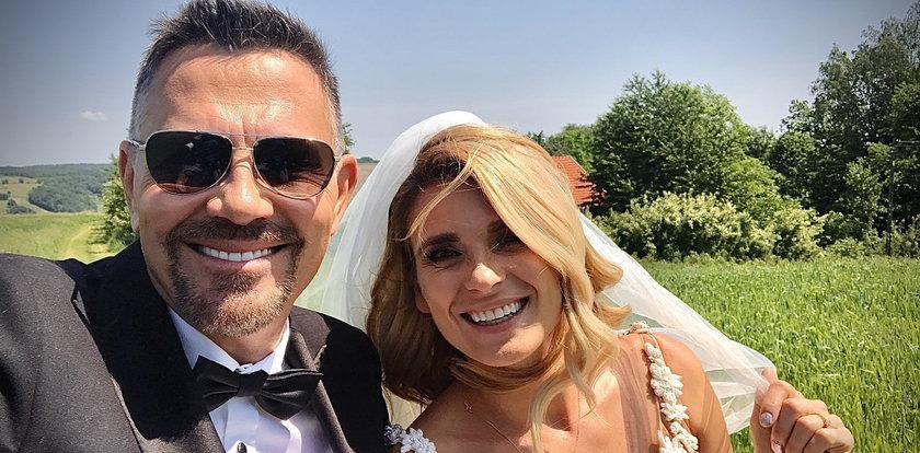Żona Sławomira wzięła ślub z Ibiszem! Jak Kajra wspomina ten dzień?