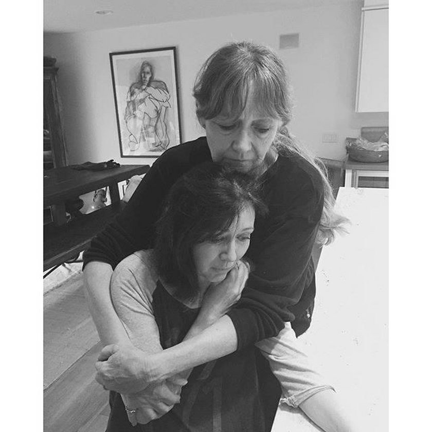 Shannen Doherty walczy z rakiem