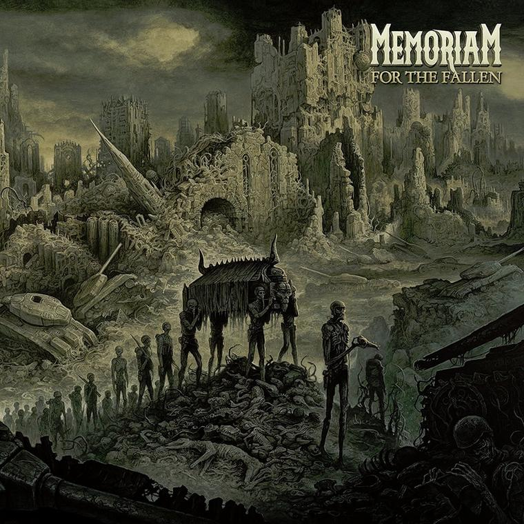 "MEMORIAM – ""For The Fallen"""
