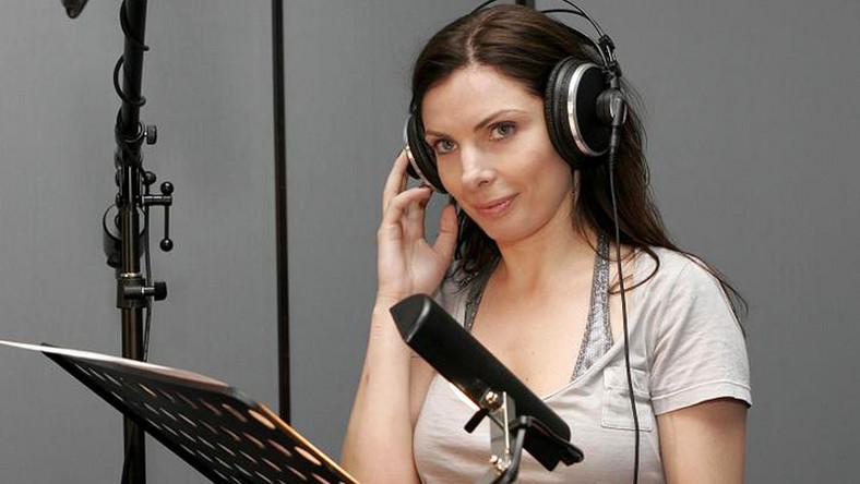 Agnieszka Dygant kocha tylko przez telefon?