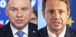Finansowe obietnice Dudy i Trzaskowskiego
