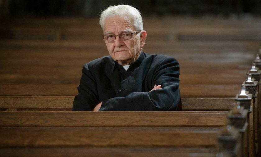 Ksiądz Boniecki: Kościół jest PIS-owski