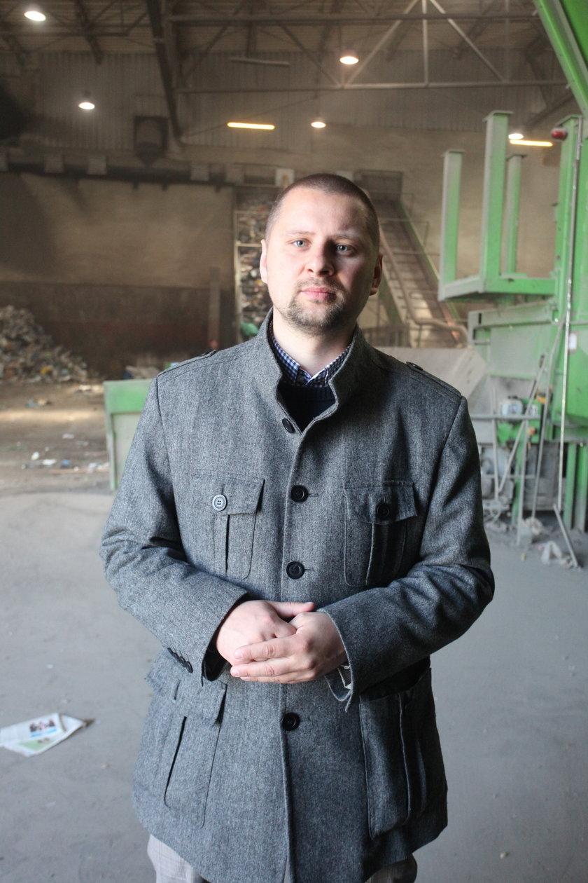 Cyprian Maciejewski, urząd miasta Gdańsk